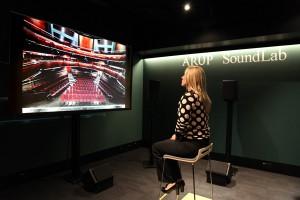 Arup SoundLab Manchester