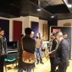Recording Studio Live Room