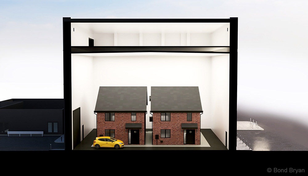 Energy House 2.0, Energy House Laboratories, University of Salford